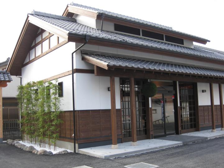 外観 佐藤酒造店