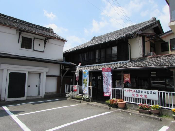 04 【酒蔵めぐり】武蔵鶴