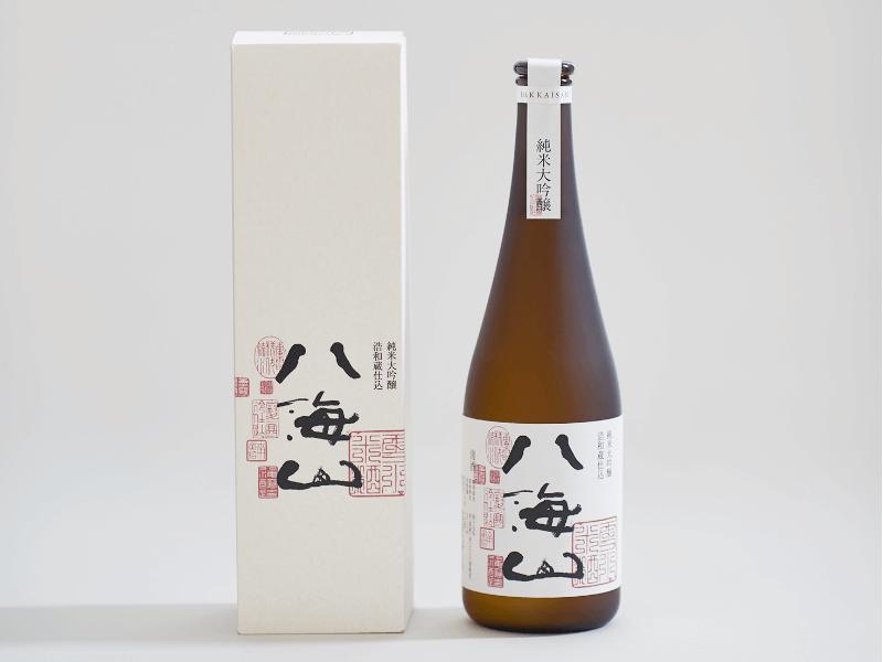 八海山の酒造りの真髄が詰まった「純米大吟醸八海山 浩和蔵仕込」