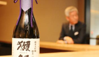 獺祭と旭酒造・桜井会長