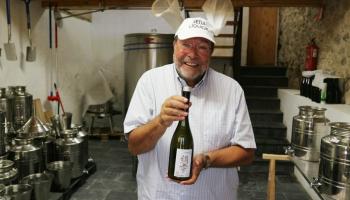 スペイン清酒造りの第一人者!ピレネーの山奥で「絹の雫」を醸すアントニ・カンピンズさん