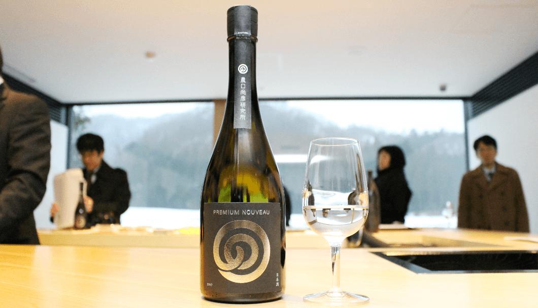 12月26日に発売される、五彩シリーズの本醸造酒