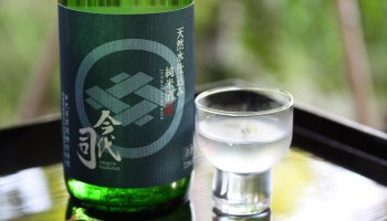 天然水仕込み純米酒 今代司