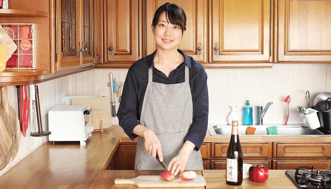 発酵料理家・真野遥さん