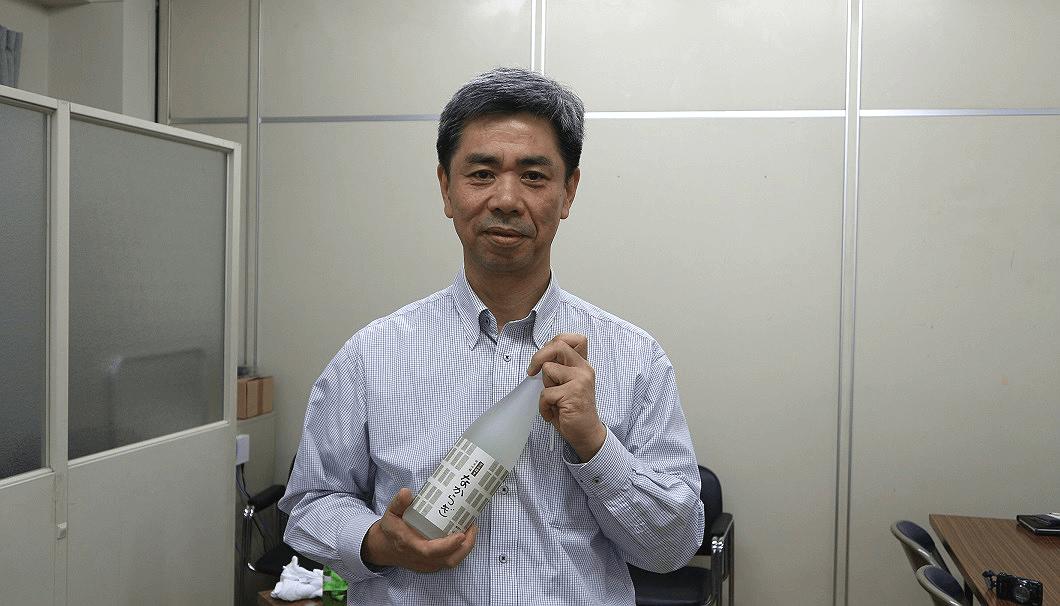 京都府立大学大学院・生命環境科学研究科遺伝子工学研究室教授の増村威宏先生