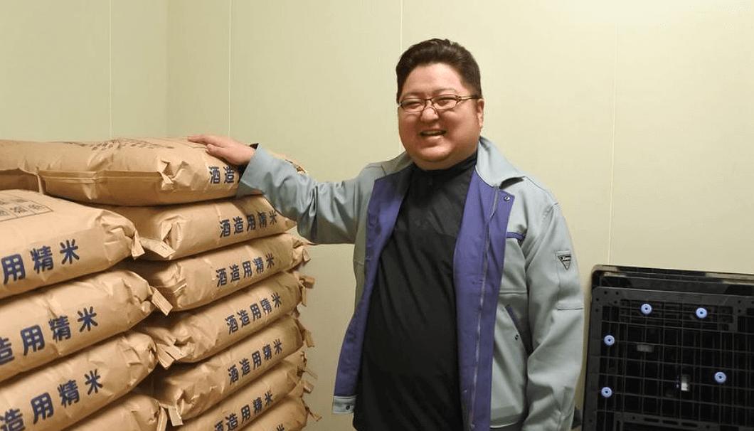 福島県・曙酒造の醸造責任者・鈴木孝市さんの素敵な笑顔