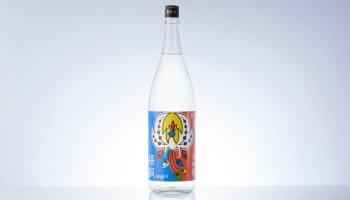「梧桐 大吟醸 超辛+10」のボトル