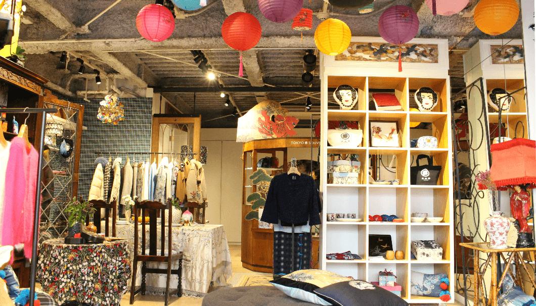 2016年9月にリニューアルオープンしたコンセプトストア「丸山邸 MAISON de MARUYAMA」