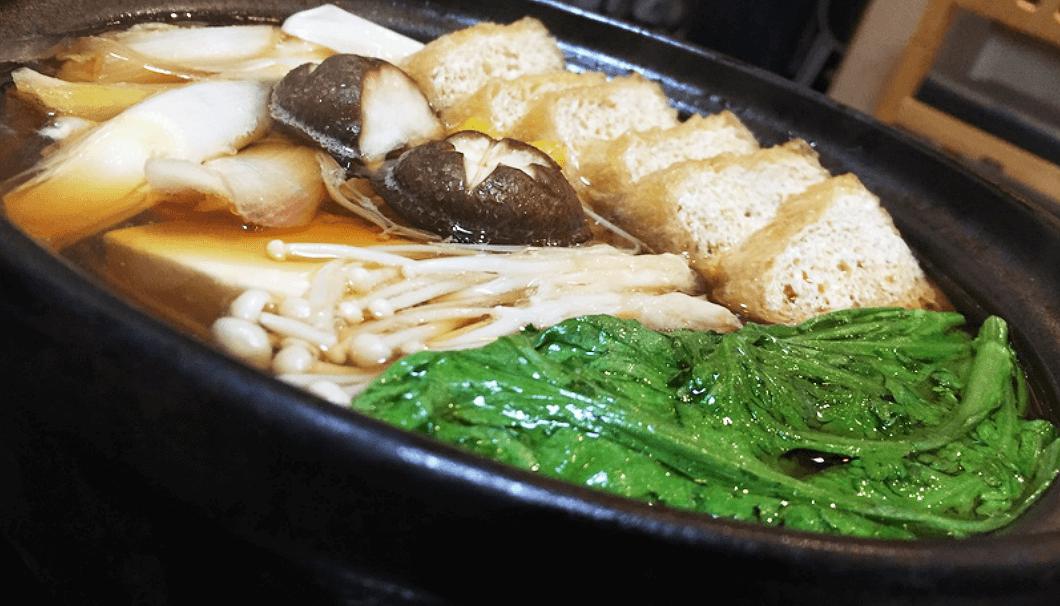 「越後吉平」鴨鍋