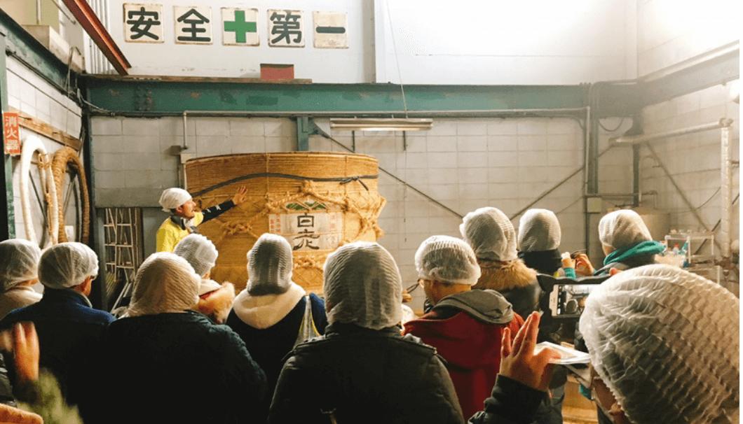 澤田酒造の甑