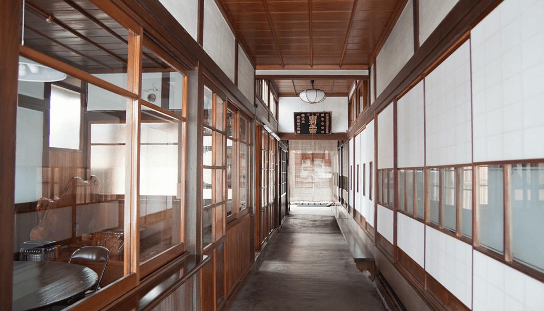 齋彌酒造店の登録文化遺産