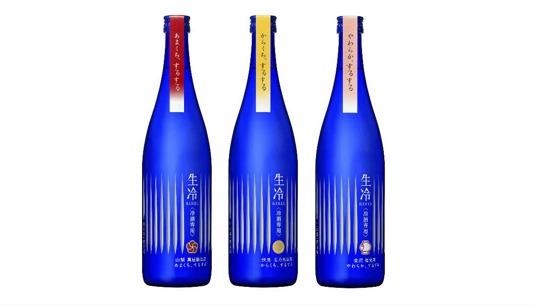 三菱食品の株式会社の新商品KIREIシリーズ
