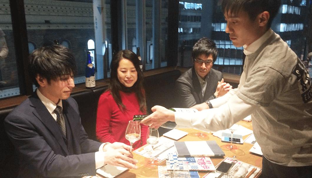 「利他」を注ぐ、神田豊島屋社長の木村さん