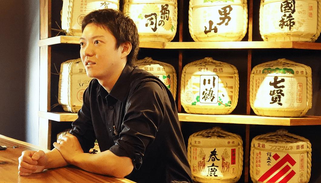 AKATSUKI NO KURA(あかつきのくら)店長の山田貴紀さん