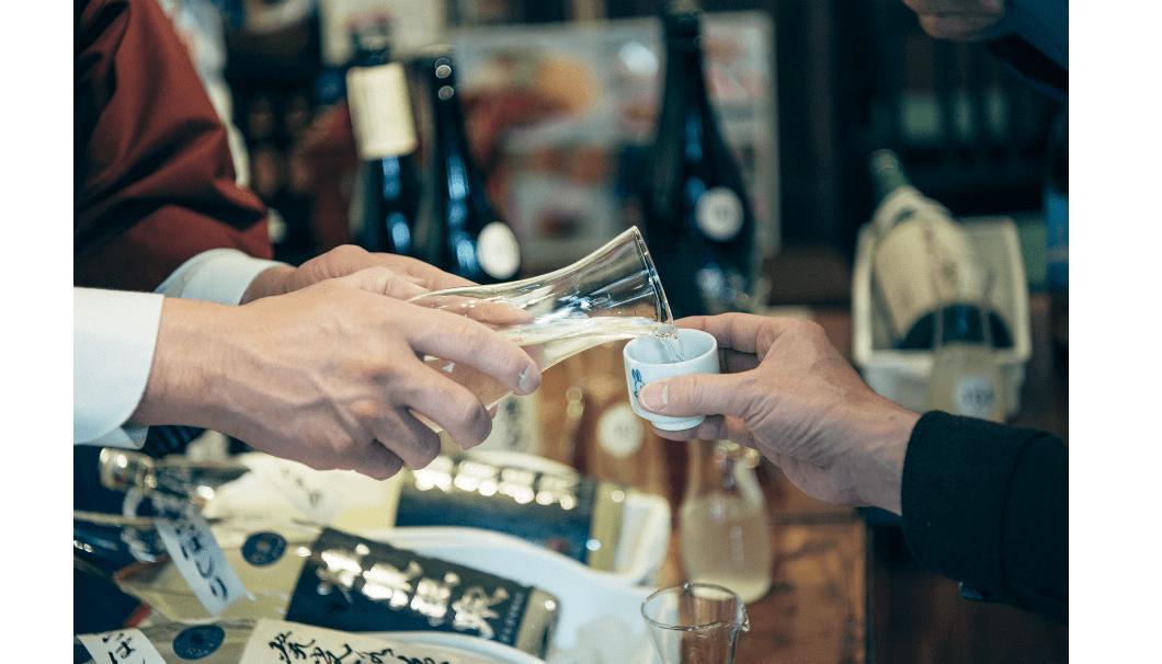 Photo by TADA/全国より実力日本酒蔵が集まる大規模日本酒イベント 第6回「日本橋エリア 日本酒利き歩き 2018」のイメージ写真