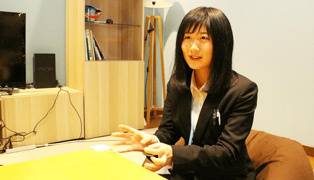 サイボウズの國弘遥さん