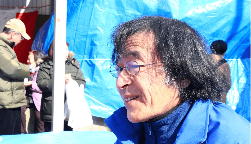千代菊の板倉会長