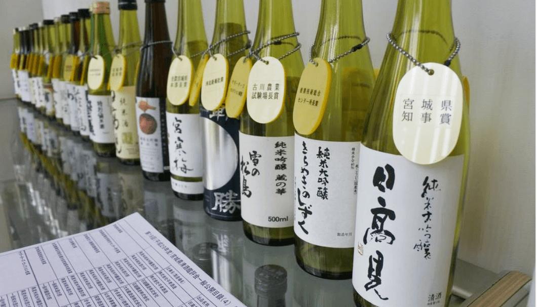 宮城の酒蔵が全国新酒鑑評会の入賞率100%を目指しています