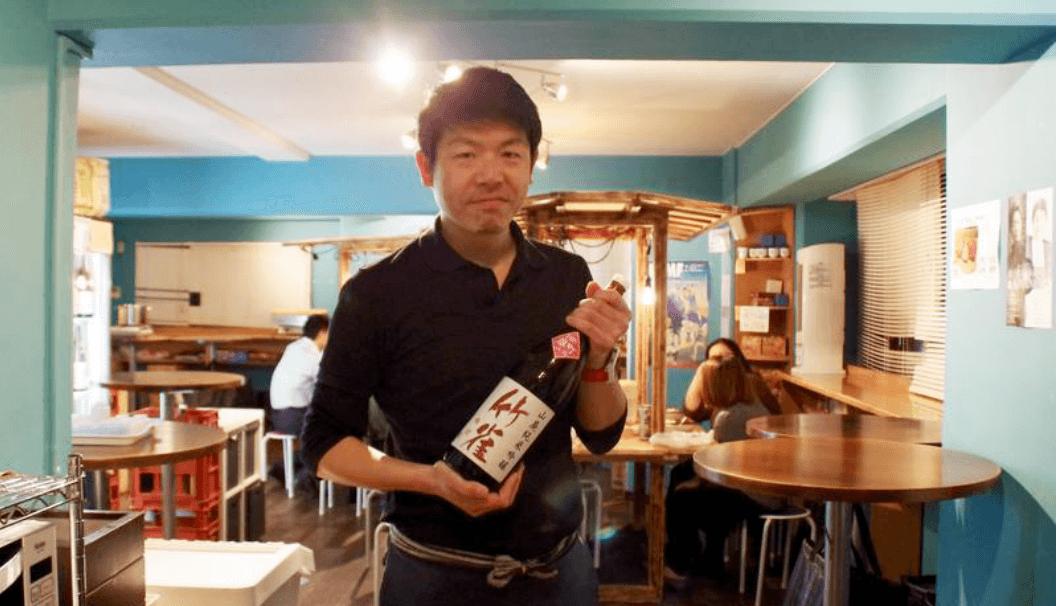 SAKEおかわりオーナーの関谷勝司さん