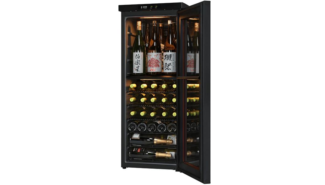 さくら製作所の日本酒&ワインセラー