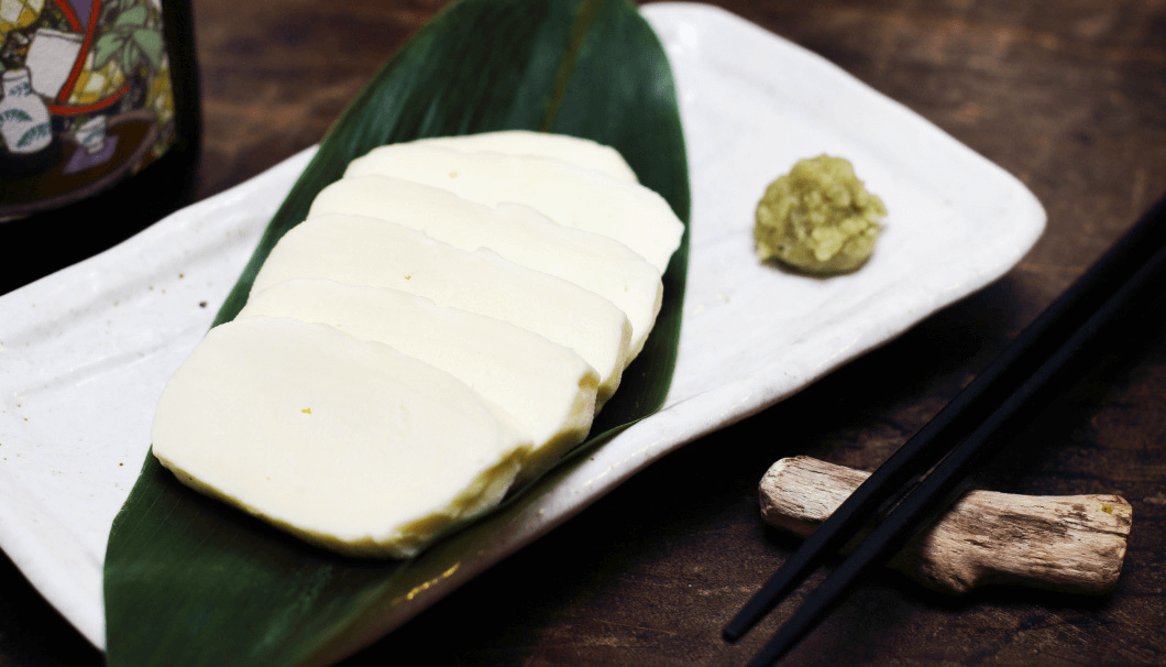 チーズの粕漬の写真