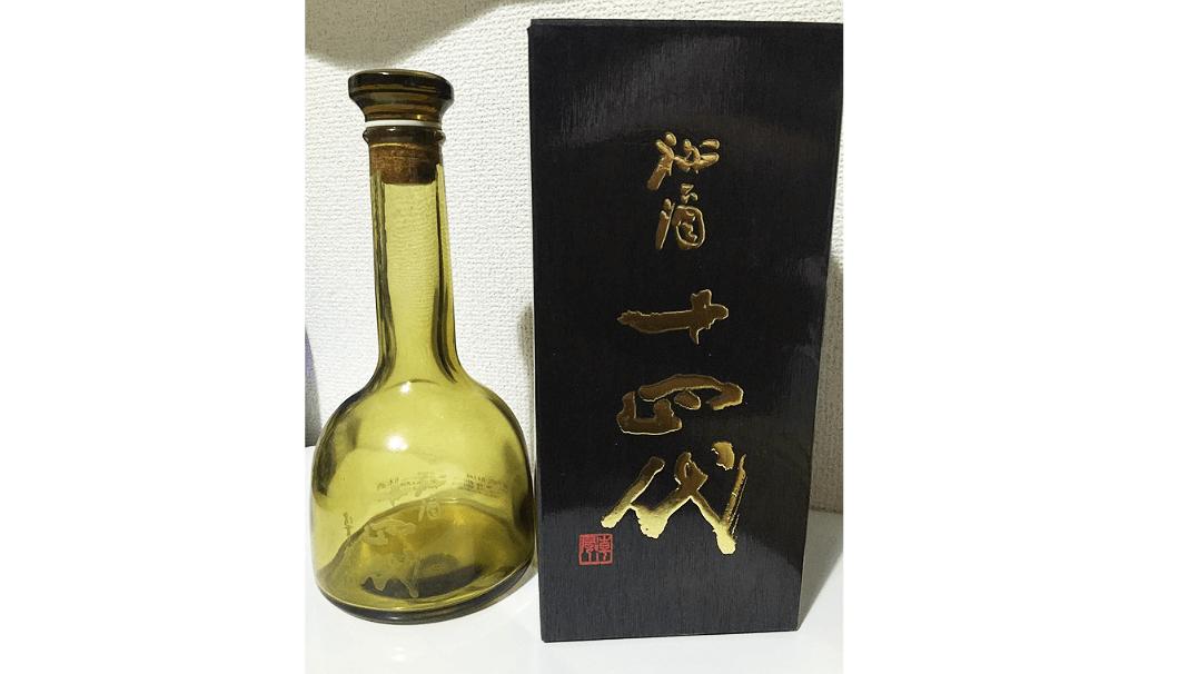 「CRAFT SAKE WEEK2018」並里直哉さんのおすすめ「十四代 秘酒」