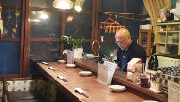 「彩膳ちくら」のマスター