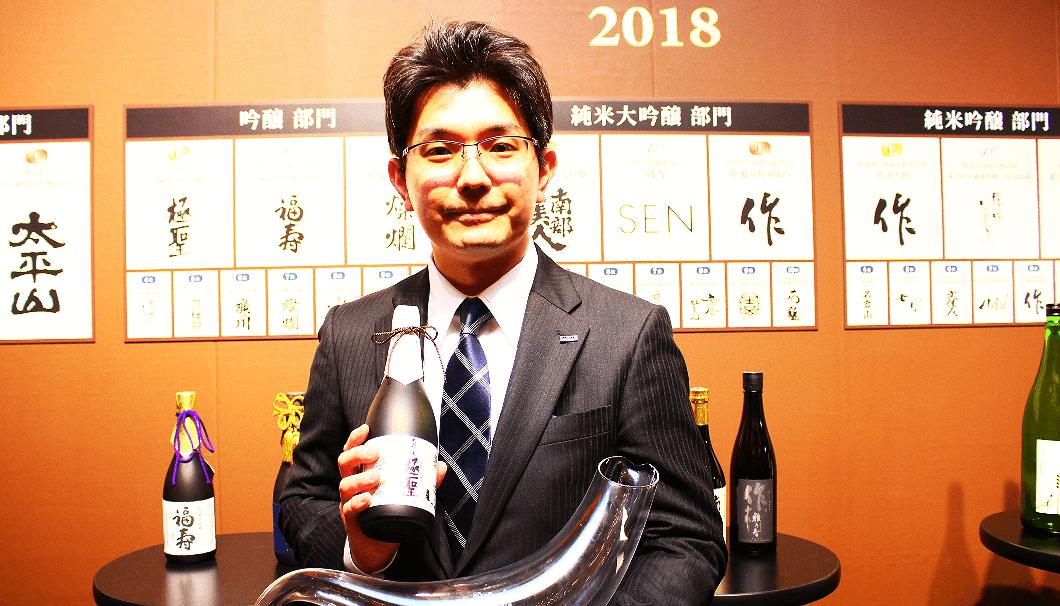 「SAKE COMPETITION 2018」宮下酒造の蔵元
