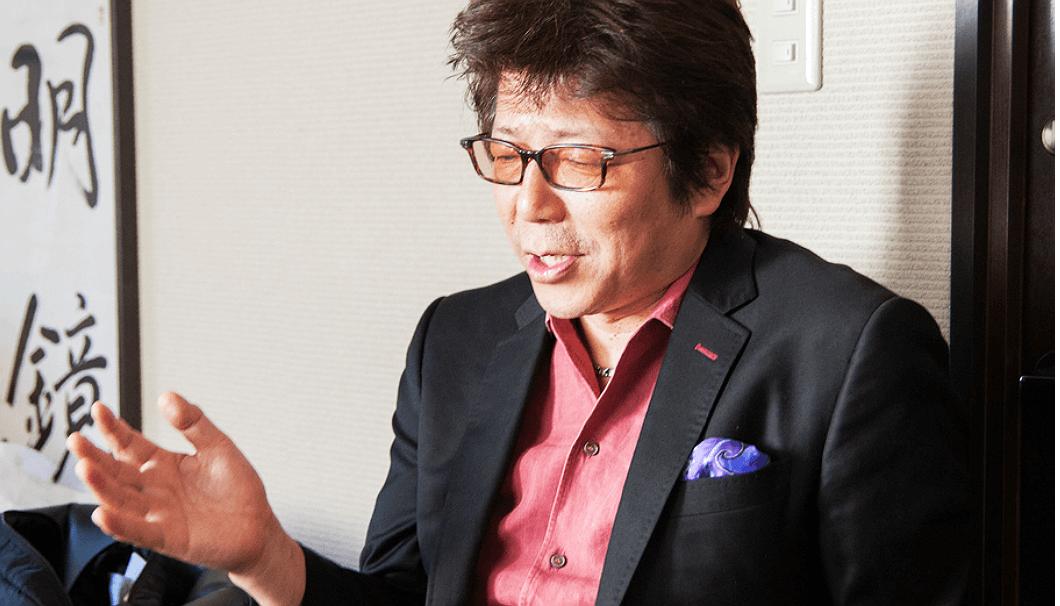 「横浜君嶋屋」代表の君嶋哲至さん