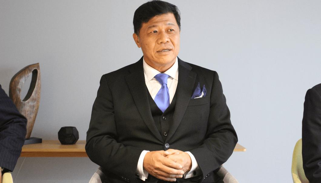 黒龍酒造株式会社 代表取締役社長・水野直人氏