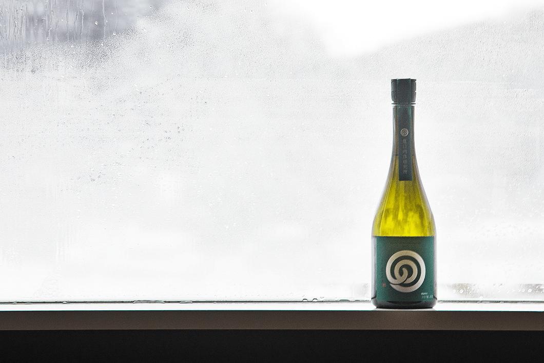「五彩」シリーズの山廃吟醸酒