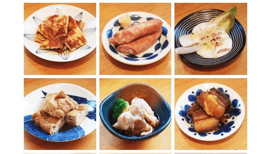 「MEETS TONO」の料理