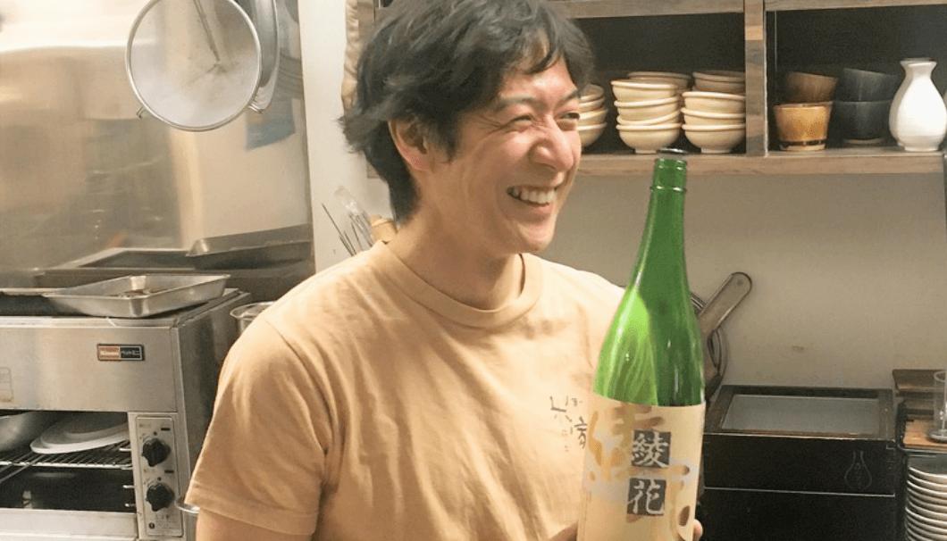 米家の店長・米重武さん