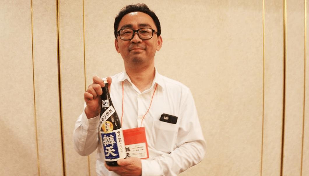 「辯天」後藤酒造店の後藤大輔専務