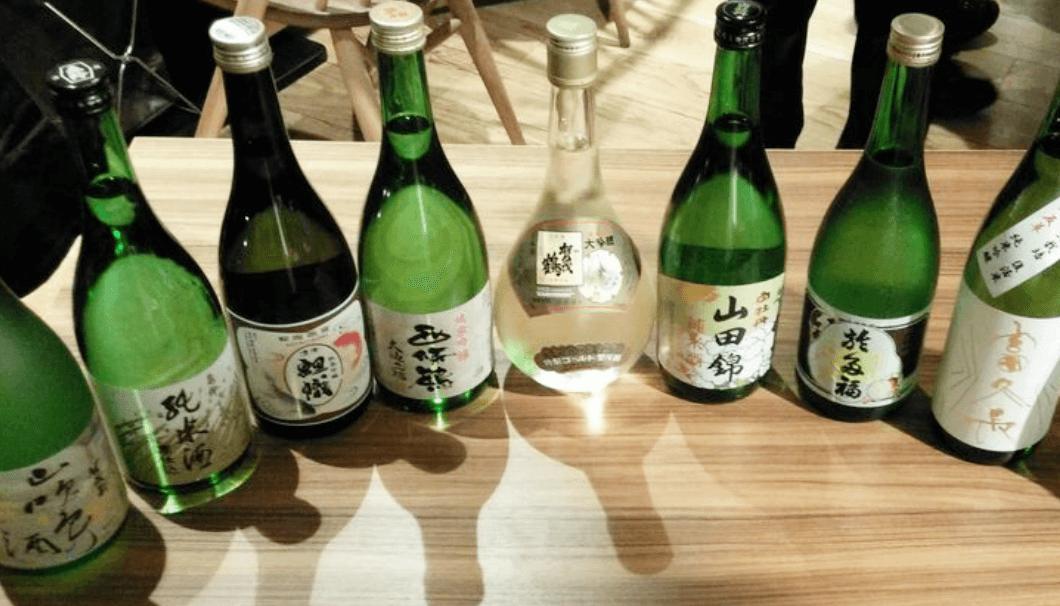 「東広島 日本酒の宴 in 銀座」で提供された日本酒