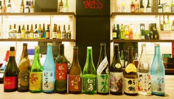「Kura Master2018」プレミアム試飲会で振る舞われた日本酒
