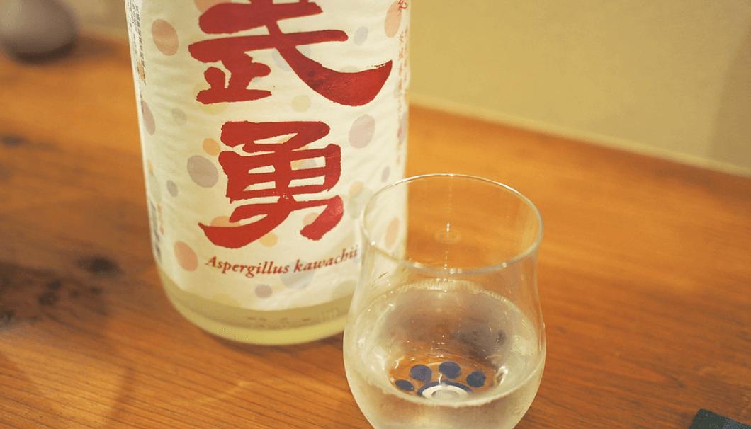 「武勇 特別純米酒」(株式会社武勇/茨城県)