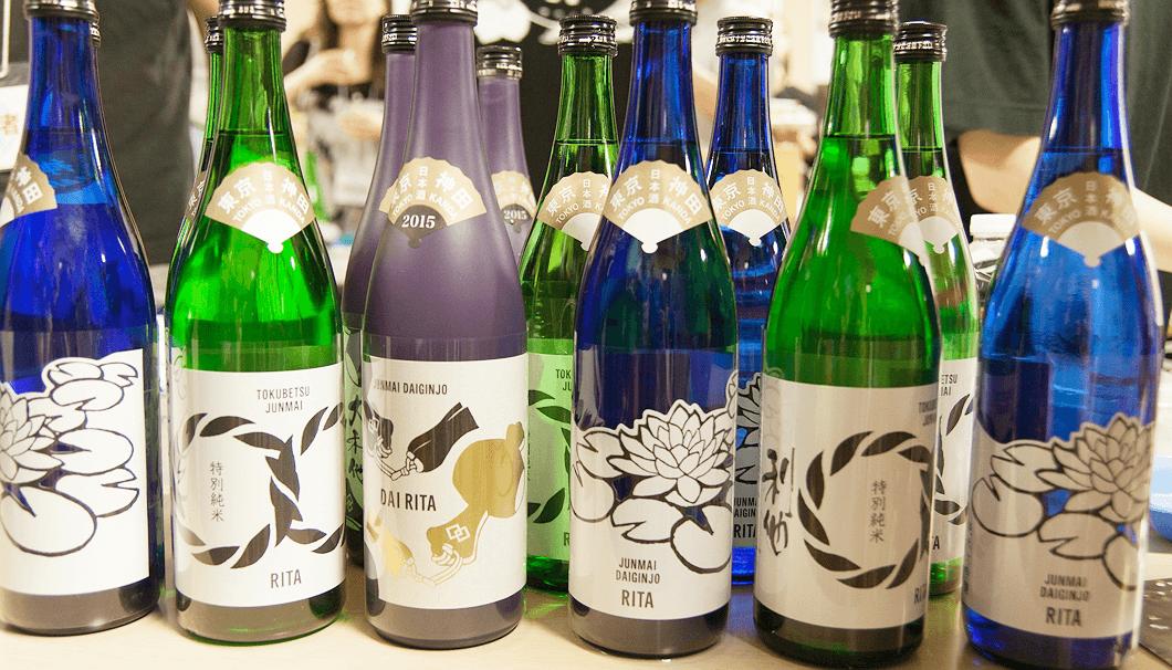 東京神田の限定酒「利他」シリーズ