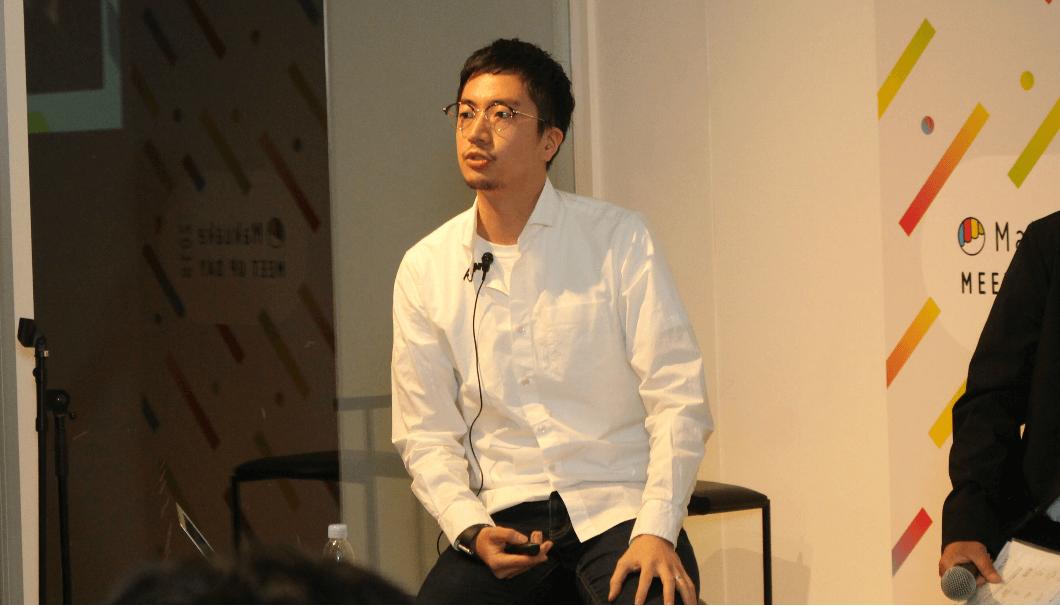 株式会社Clear 代表取締役社長 の生駒龍史さんの写真