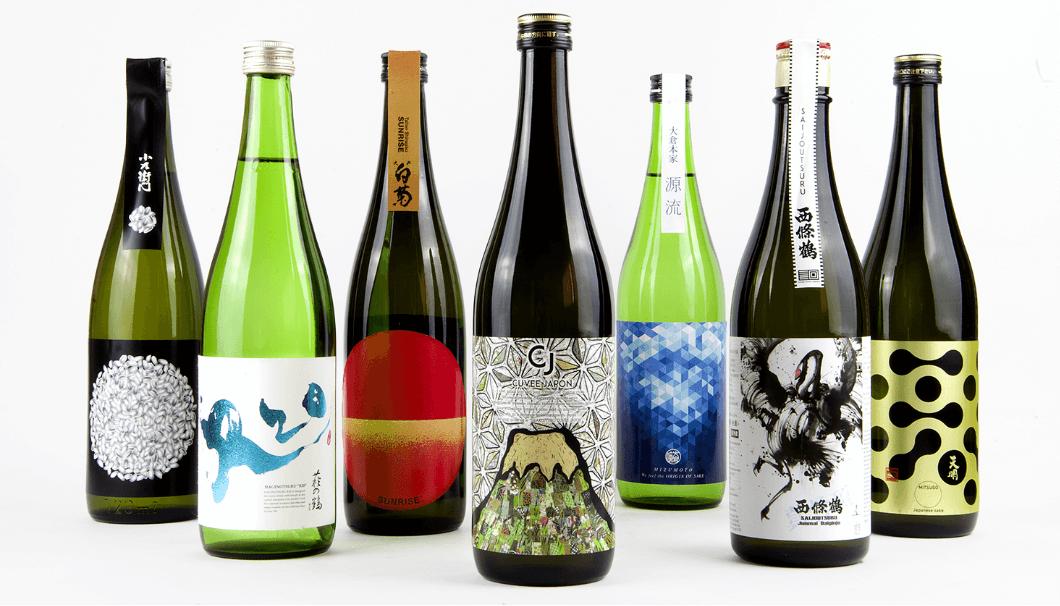 コンセプト・ワーカーズ・セレクション」のお酒が並んでいる写真