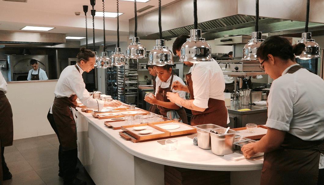 ムガリッツの厨房の写真