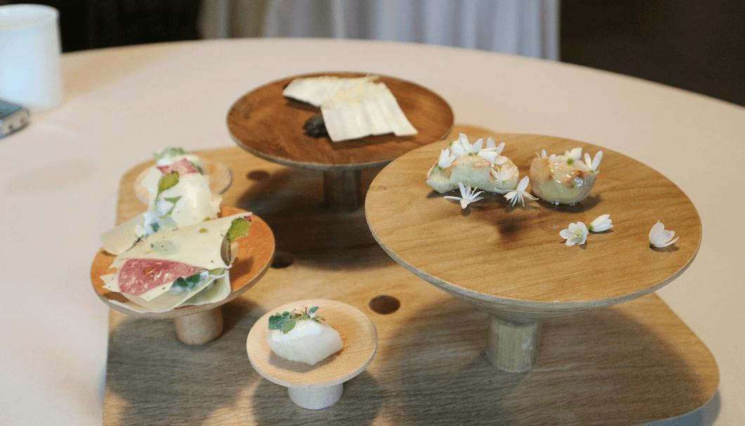 ムガリッツの料理の写真