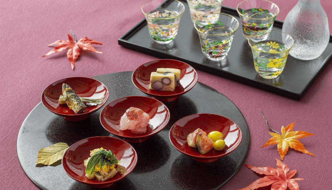 ホテル龍名館東京で開かれている日本酒BARのイメージ画像
