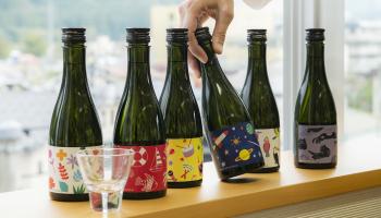 白瀧酒造の新ブランド「my time」6種類のラベルデザインで選べる、日本酒初心者の入門にもなる日本酒
