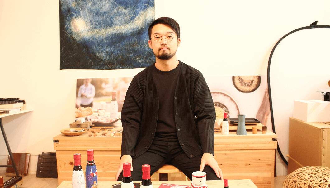 「合同会社シーラカンス食堂」の代表&デザイナー小林新也さん