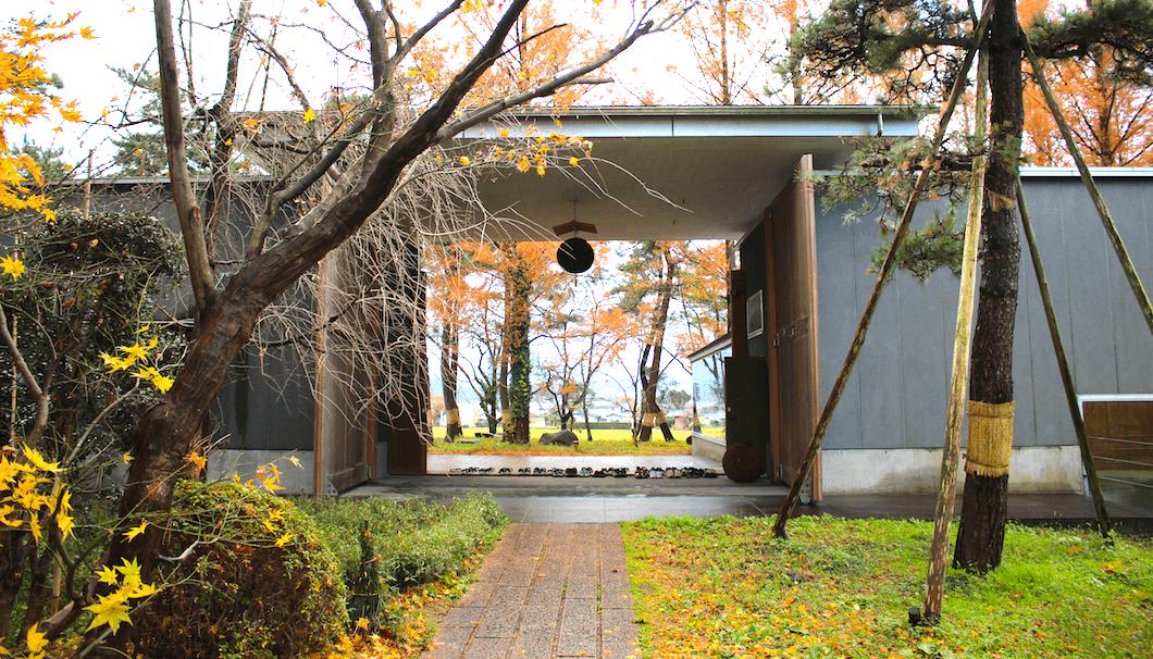 日本酒文化研究所の外観