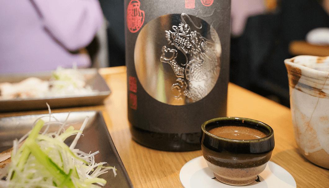 龍勢 特別純米酒 生酛備前雄町