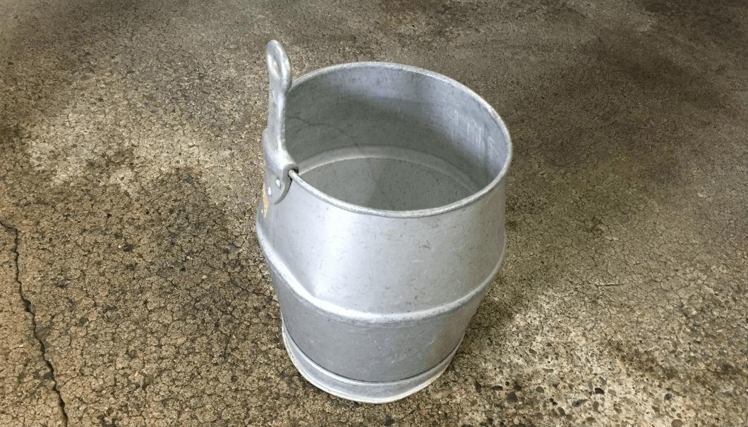 タメシ桶の写真