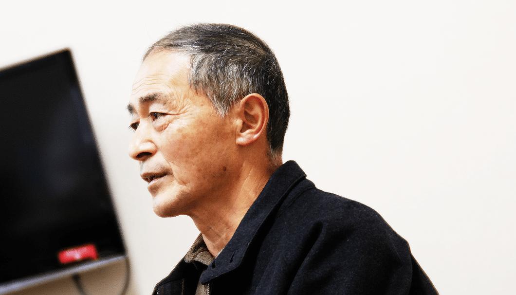 有機栽培米の農家・佐藤清人さん