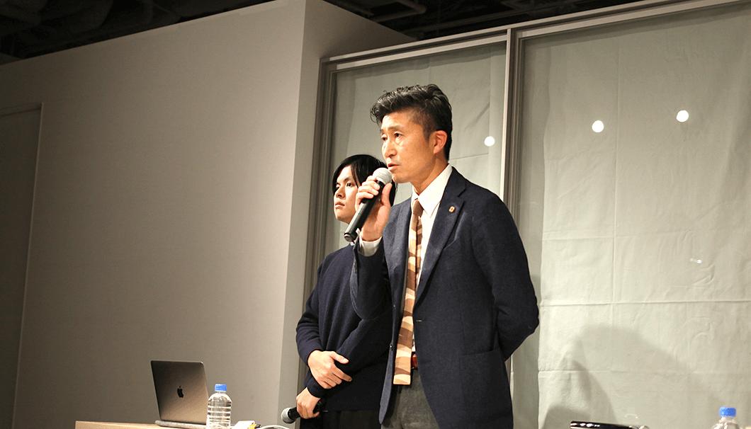 『Discover Japan』編集長の高橋さん
